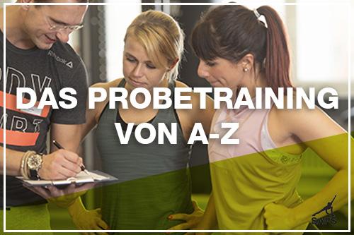 probetraining-von-a-z